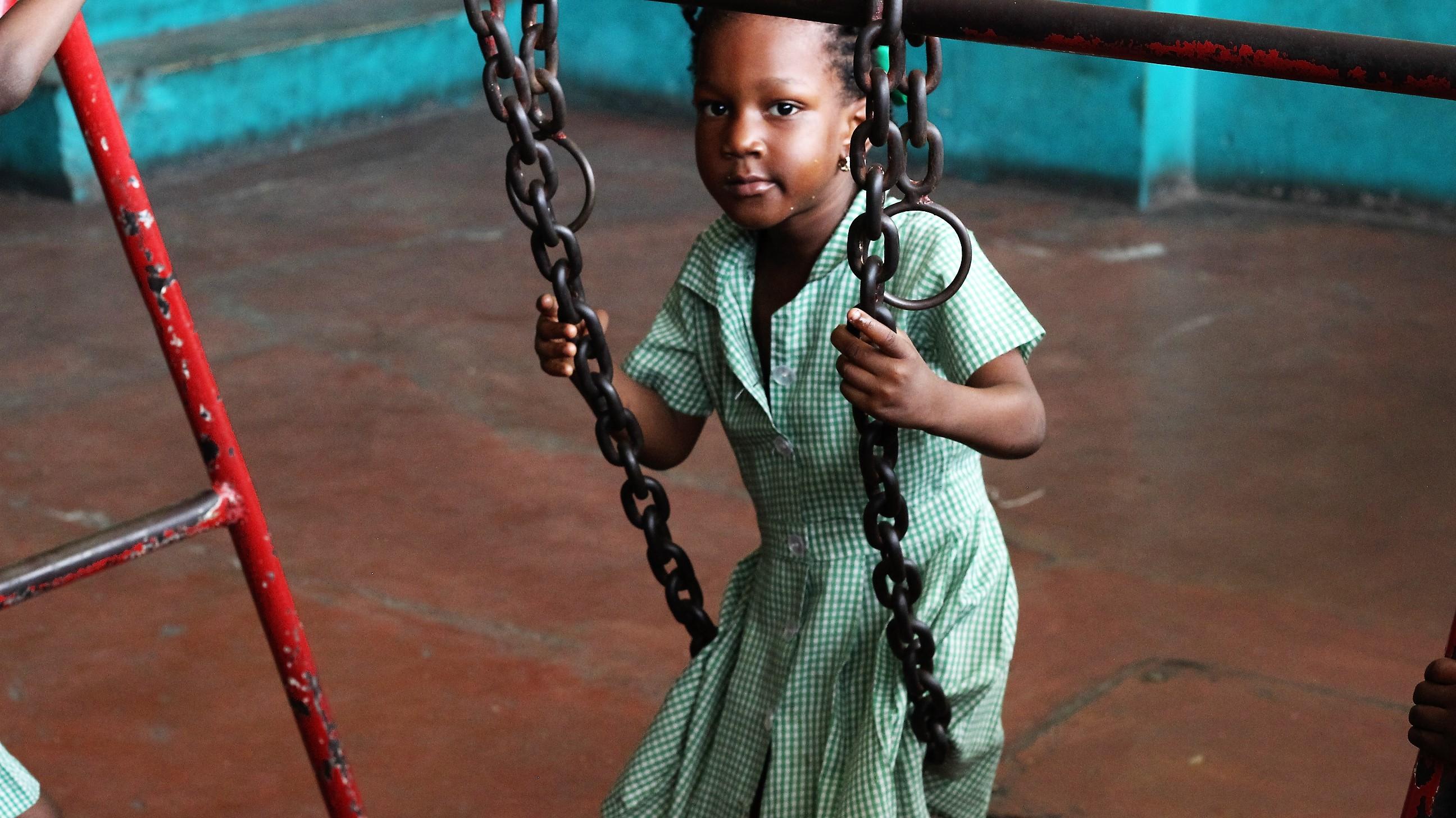 IEWF ~ Ahma Selassie Basic School