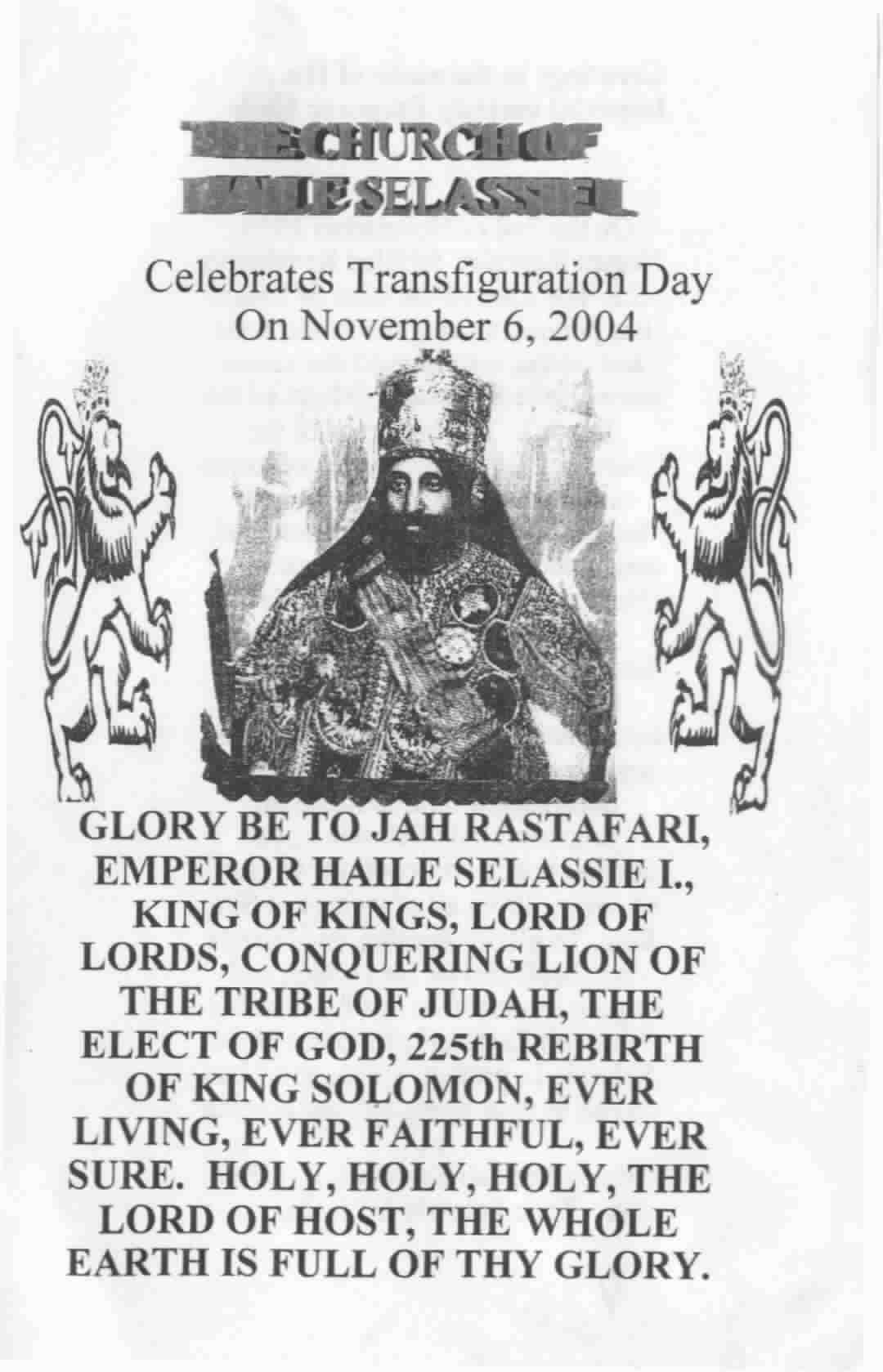 king of kings and lord of lord glory